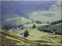NN8133 : Auchnafree from the north east by Lis Burke