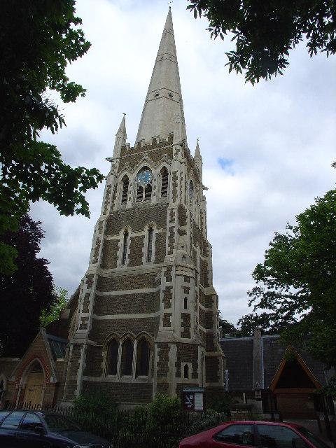 St James's, Hampton Hill