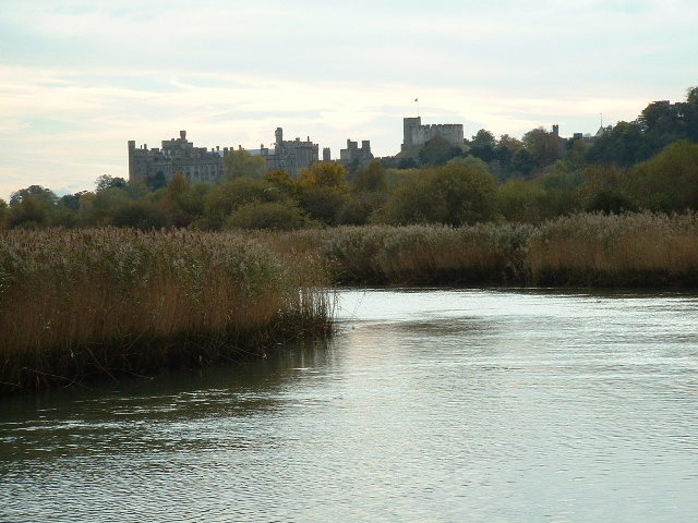 View of Arundel Castle