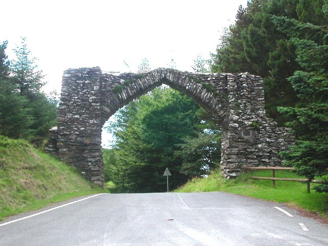 """""""The Arch"""" Wales"""