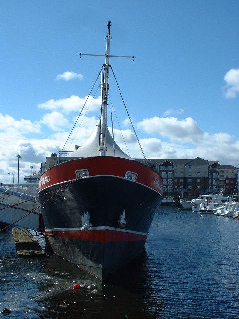 SS Earl of Zetland