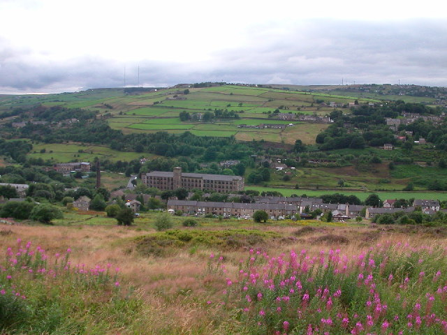 Linthwaite, near Huddersfield.