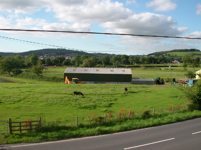 Lampeter, Wales.