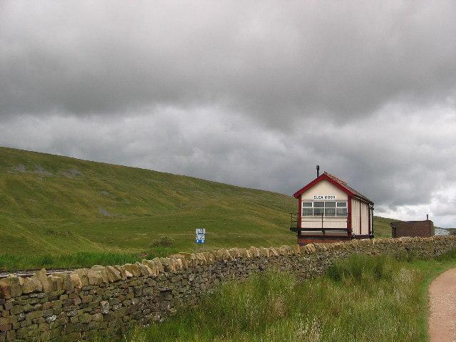 Blea Moor Signal Box