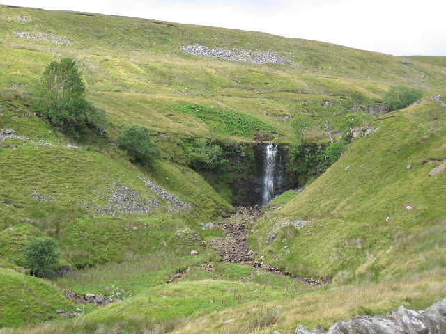 Force Gill Waterfall