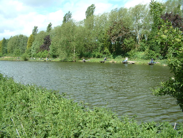 Sherwood Forest Farm Park Fishery