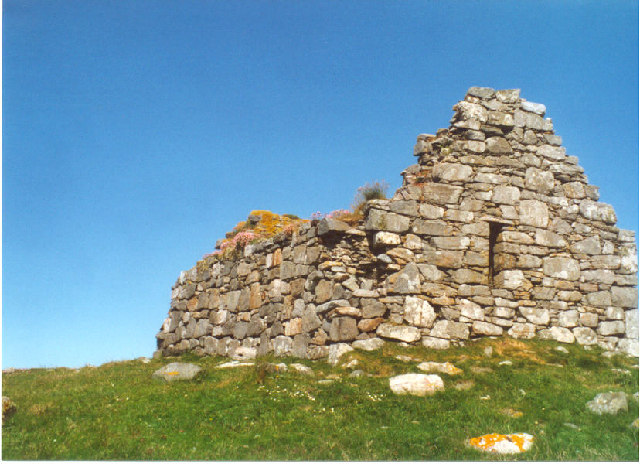 Ruined Chapel, Rubh' an Teampaill