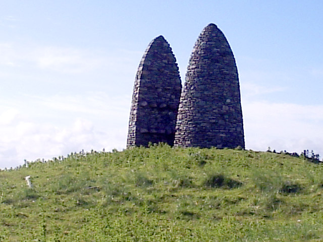 Aignish memorial