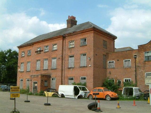 Hainford Hall