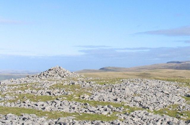 Cairn on Foel Fawr