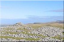 SN7318 : Cairn on Foel Fawr by Nigel Davies
