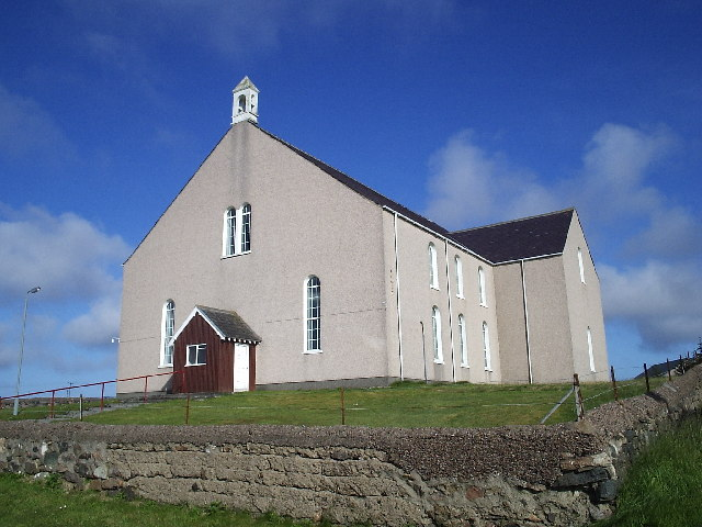 Garrabost Free Church