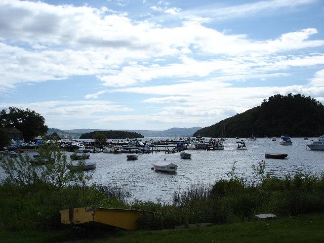 Balmaha Boat Yard