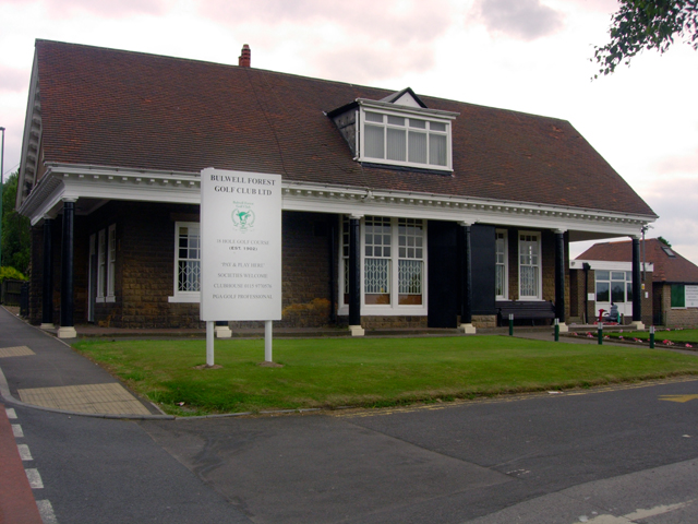 Bulwell Forest Club House