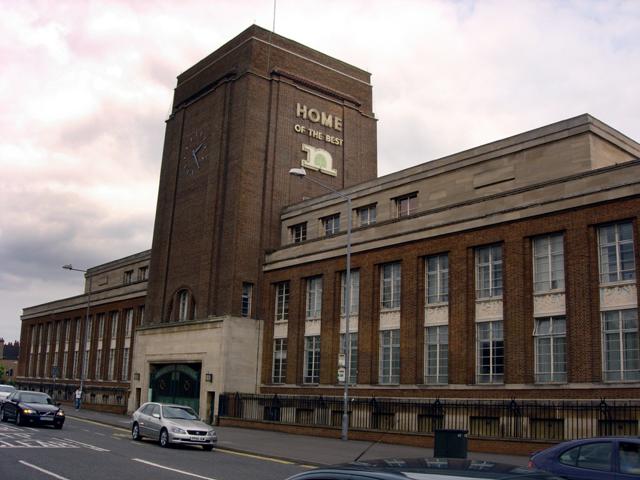 Home Brewery buildings, Daybrook