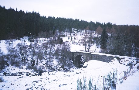 Bridge on Struie road