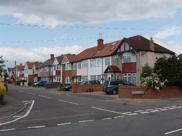 Granville Road, Hillingdon