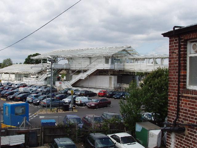 Hillingdon Underground Station