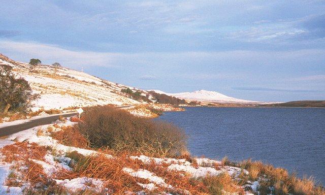 Shores of Loch Loyal