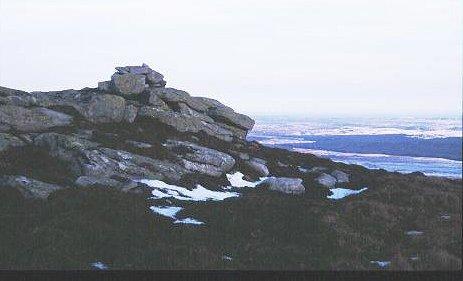 Summit of Ben Hiel