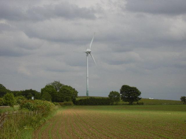 Wind Turbine at Nympsfield