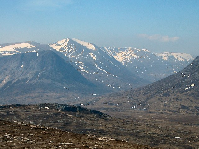 Sgor Mor viewpoint