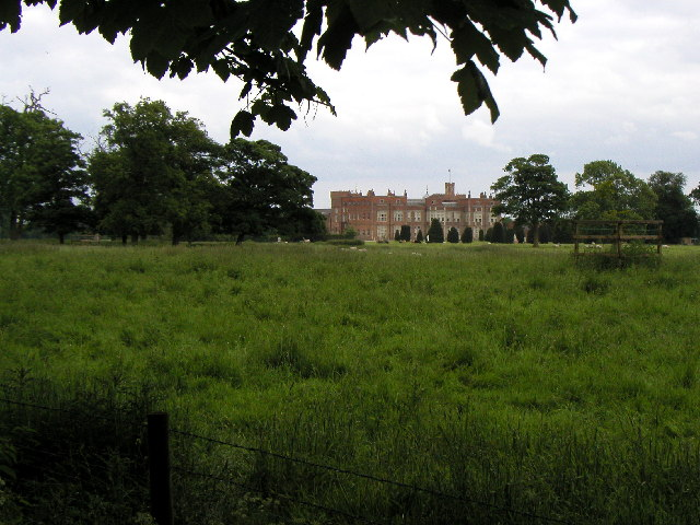 Burton Constable Estate.