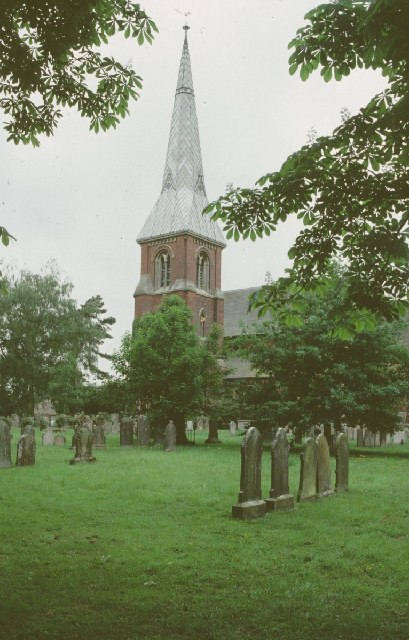 Fosdyke Church