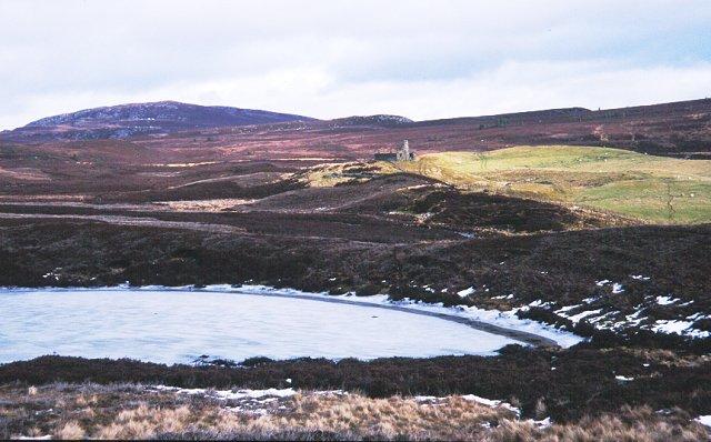 Glacial deposits, Auchtertipper