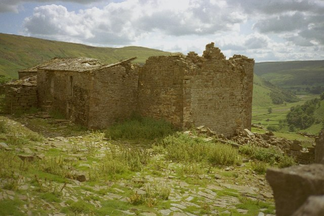 Crackpot Hall, Swaledale