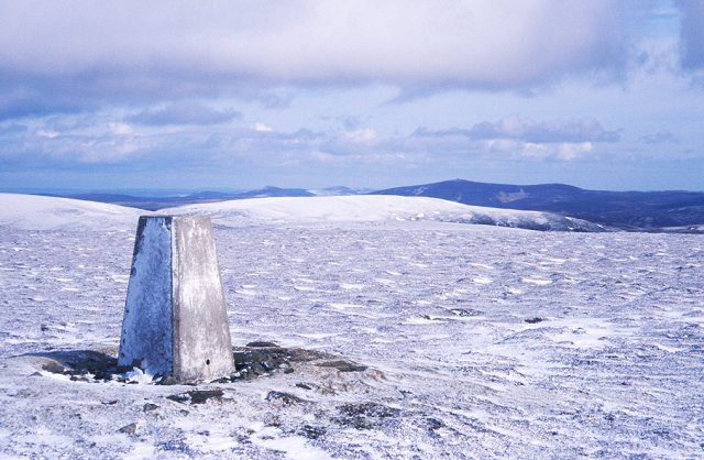 Carn Mor summit