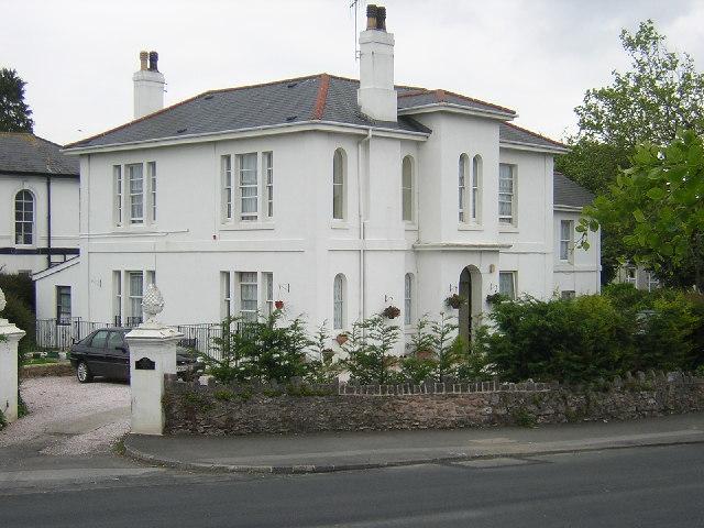 Typical Victorian Villa Torquay