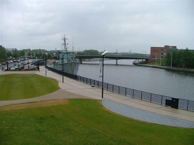 River Tees, Corporation Quay