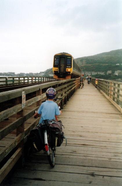 Barmouth Causeway