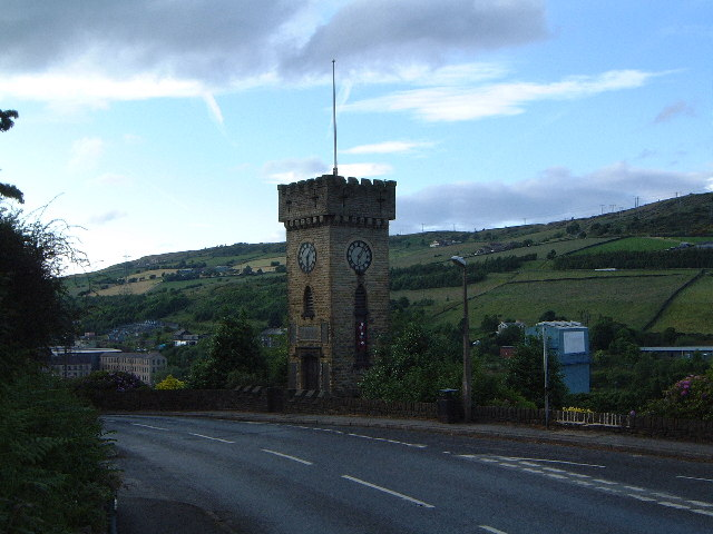 Stocksbridge Clock Tower