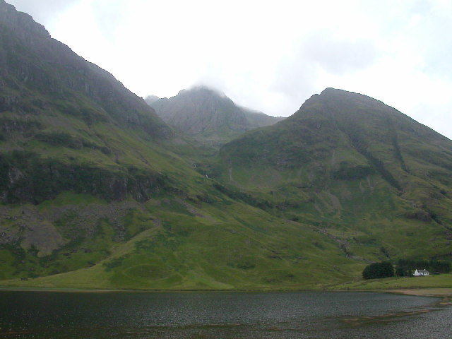 Loch Achtriochtan, Pass of Glen Coe.