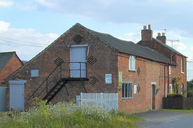 Bowley's Barn farm, Normanton on Soar