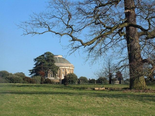 Ickworth House - the 'Rotunda'