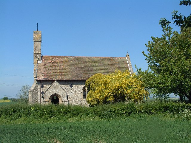 St Andrew's Church, Darmsden