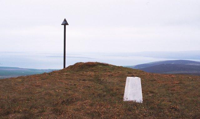 Ward Hill Summit