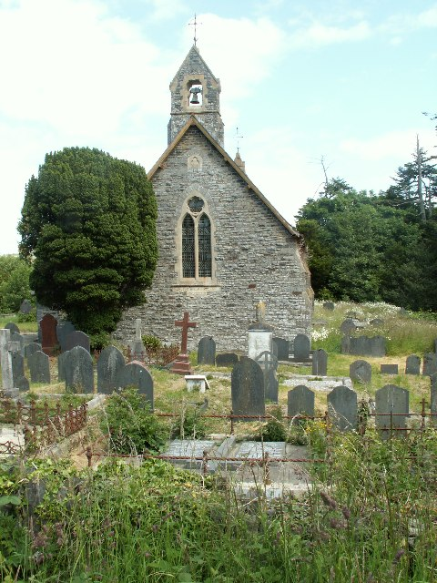Llanychaearn, Parish Church