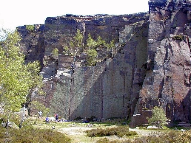 Millstone Edge - The Embankment