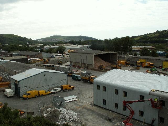 Glan-yr-afon Industrial Estate