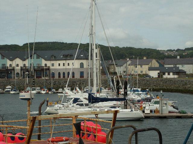 Marina, Aberystwyth