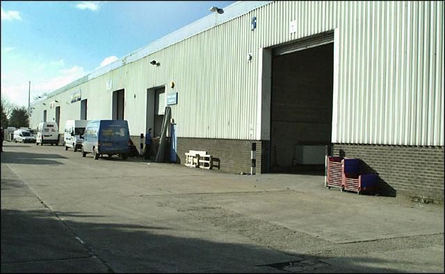 Industrial Estate, Honiton