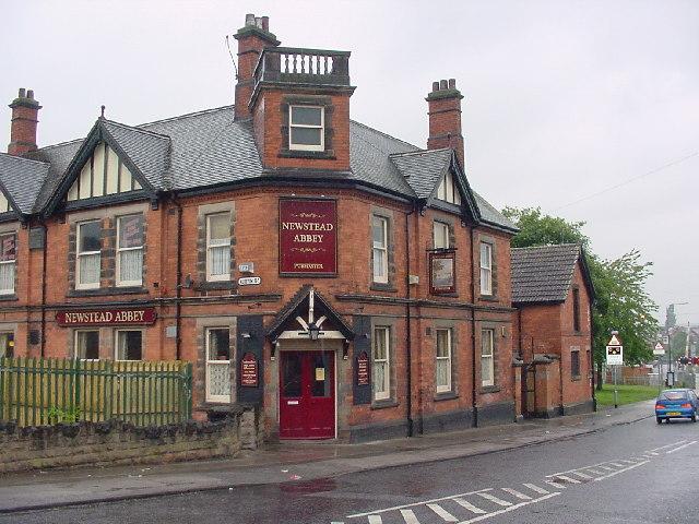 Newstead Abbey Public House