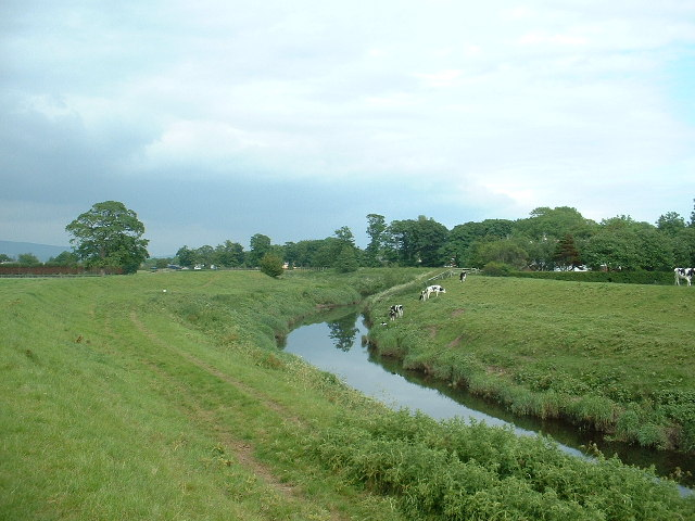 River Wyre, near St Michael's on Wyre
