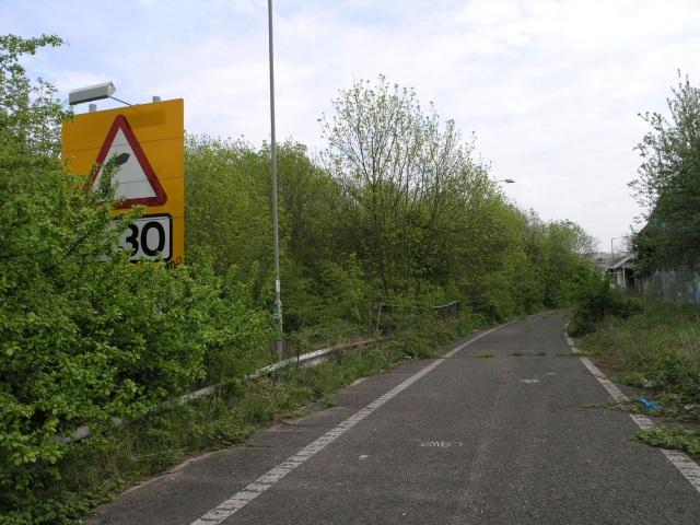 Abandoned Motorway Junction