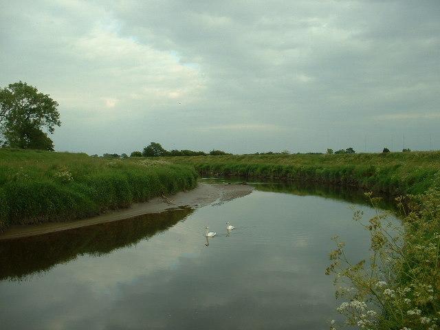 River Wyre, near Great Eccleston