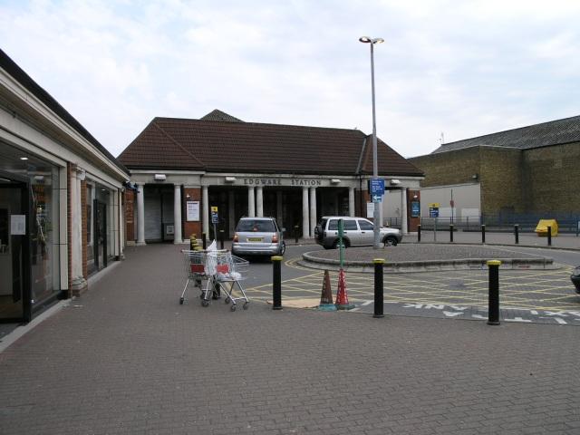 Edgware Underground Station